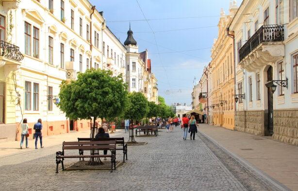 Достопримечательности Черновицкой области