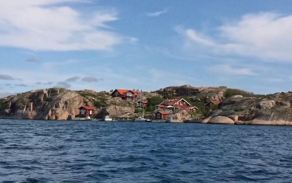 Это Швеция