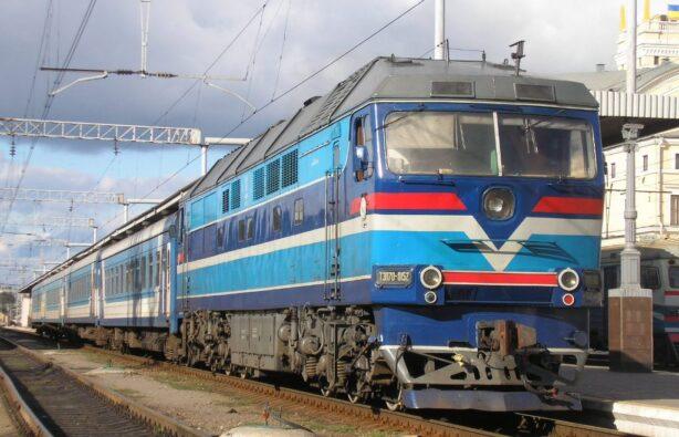 Права пассажира поезда в Украине
