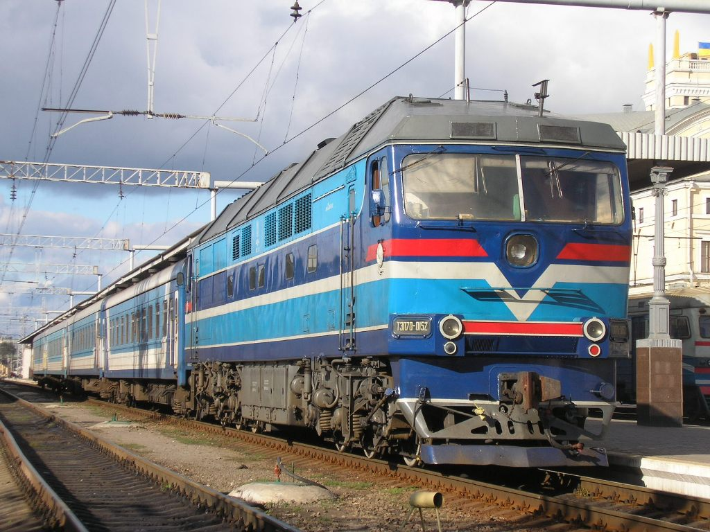 Права пассажиров поездов в Украине.Вокруг Света. Украина
