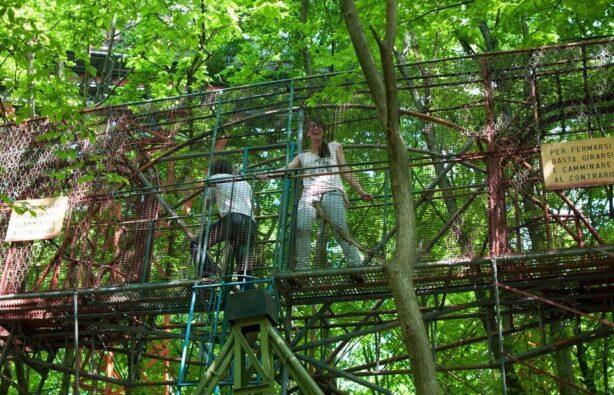 Парк развлечений одного человека Ai Pioppi