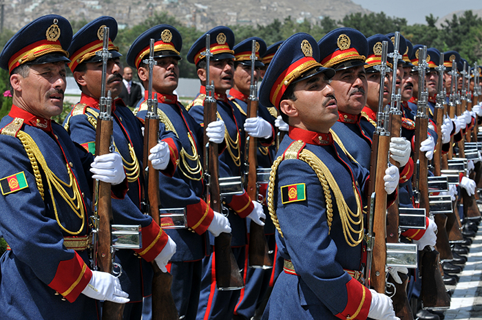 День независимости в Афганистане