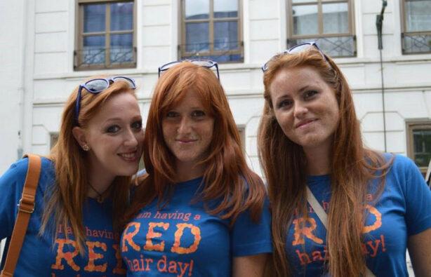 День рыжих Нидерланды