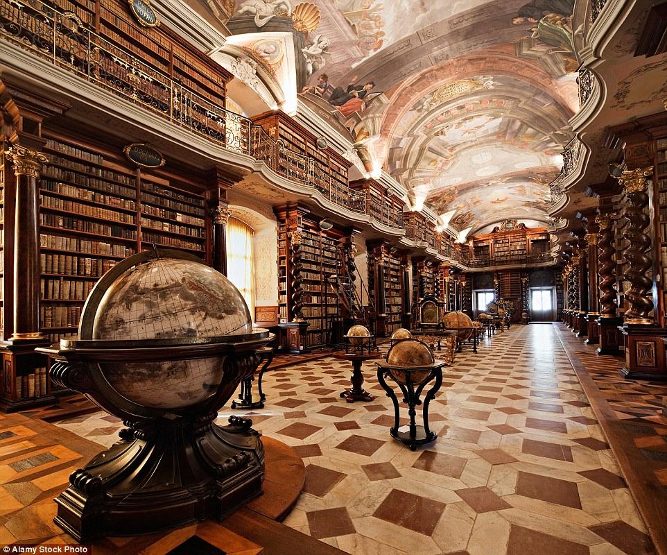 Самые красивые в мире библиотеки.Вокруг Света. Украина