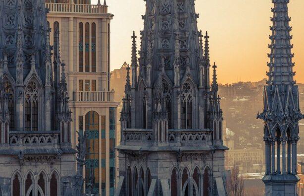 Николаевский костел Киев