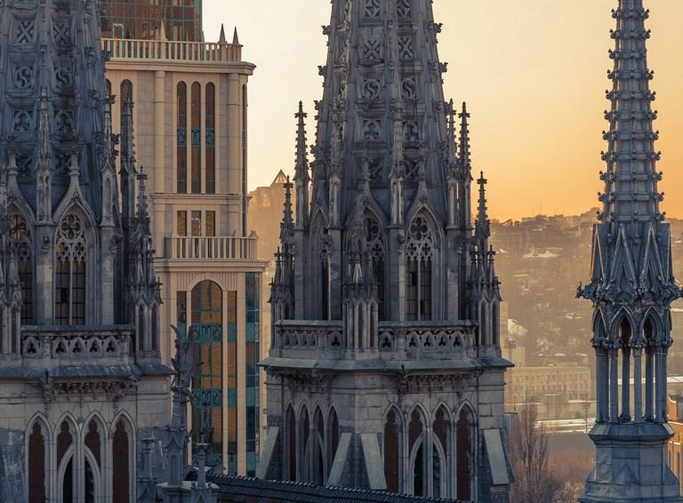 10 интересных фактов о Николаевском костеле в Киеве.Вокруг Света. Украина