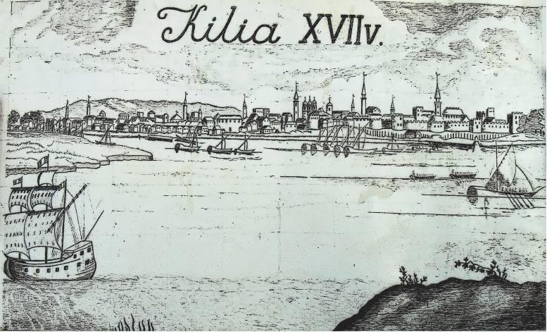 Килия - самый древний город Украины
