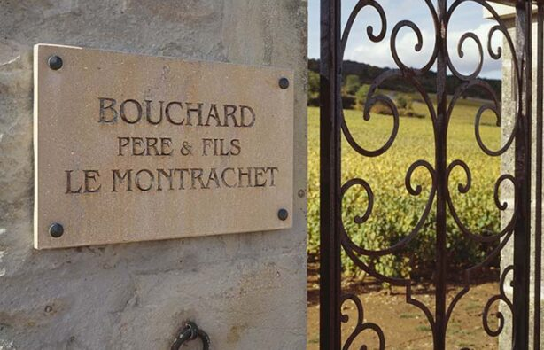 Винтажное вино Bouchard Père & Fils будет продано на аукционе в Гонконге