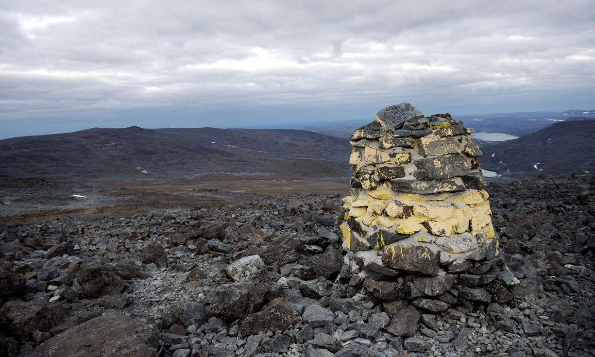 Норвегия собирается подарить Финляндии гору.Вокруг Света. Украина