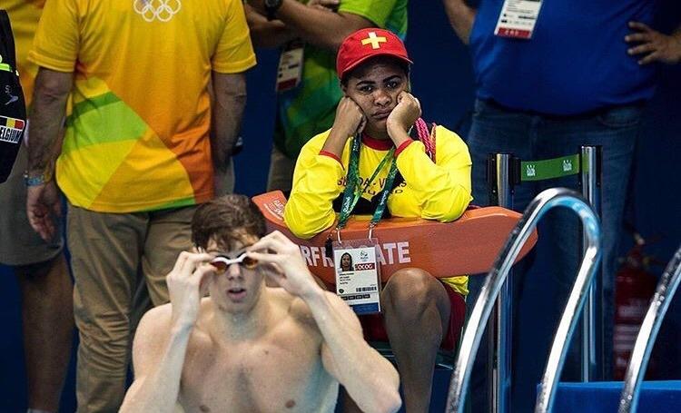 Тяжелые будни спасателей на Олимпиаде