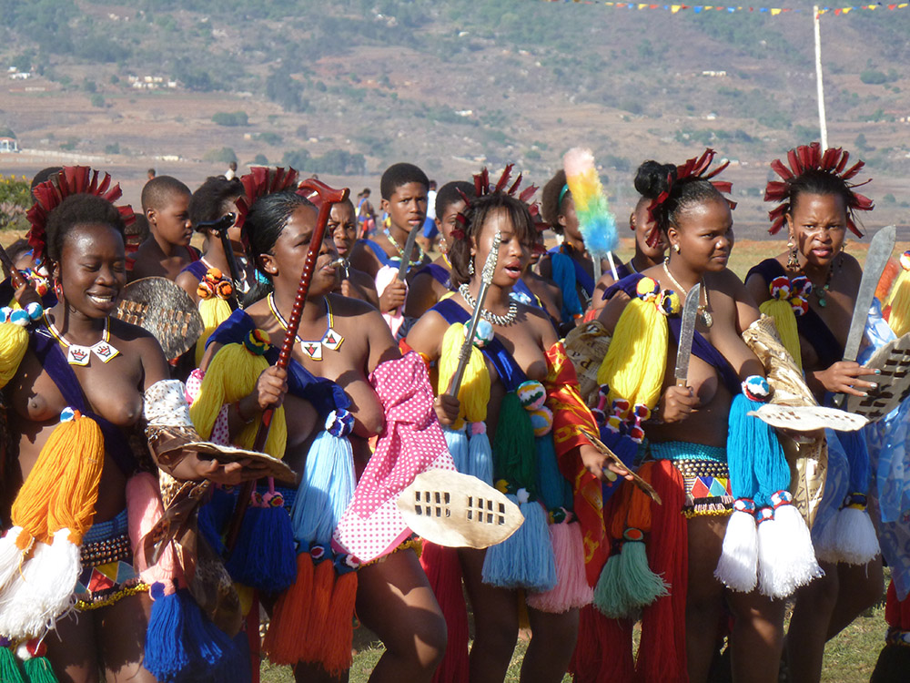 Умхланга в Свазиленде