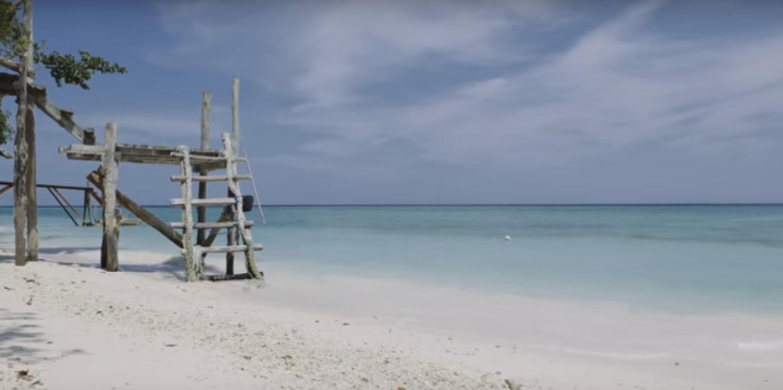 Рай на земле – остров Маратуа