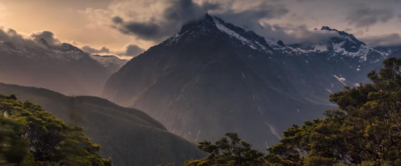 Новая Зеландия — захватывая дух
