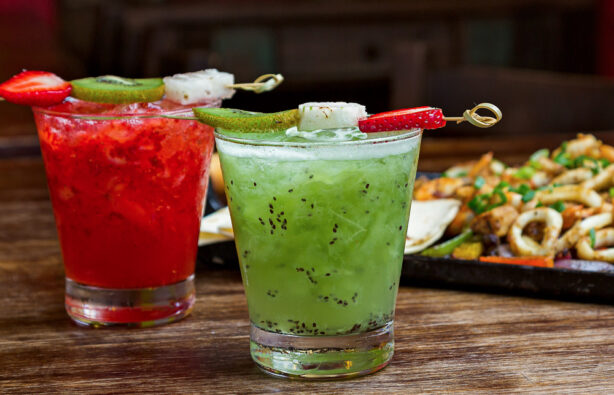 бразильский коктейль