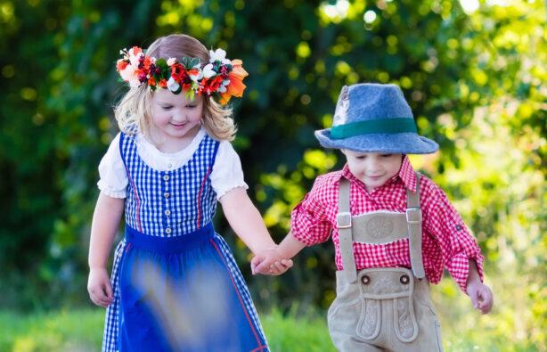 немецкие дети