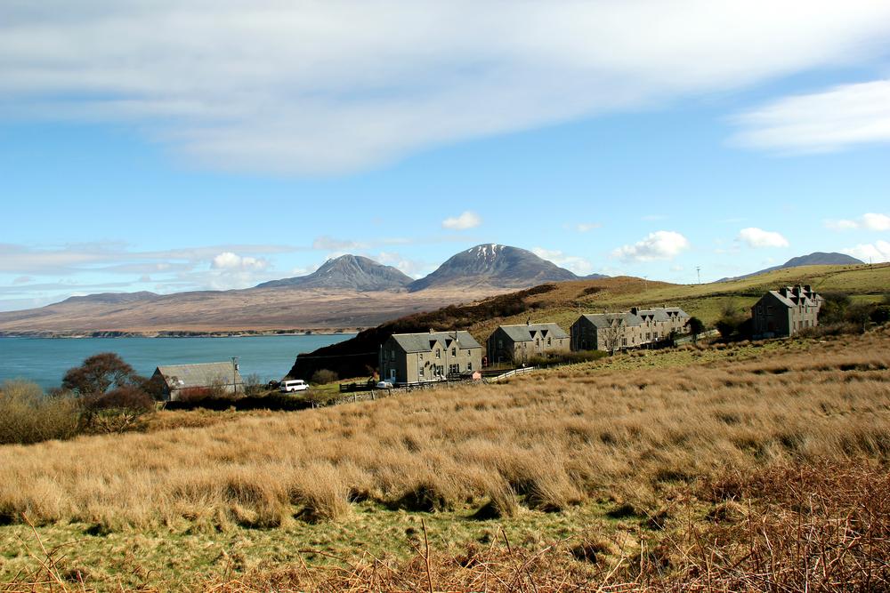 Остров Айлей, Шотландия