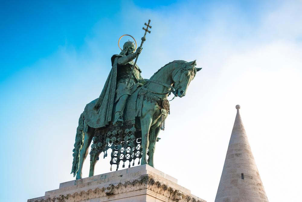 День святого Стефана в Венгрии