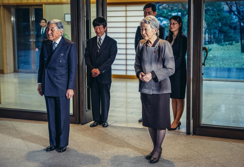 Как УЗИ мужских гениталий спасло честь императорской семьи Японии.Вокруг Света. Украина