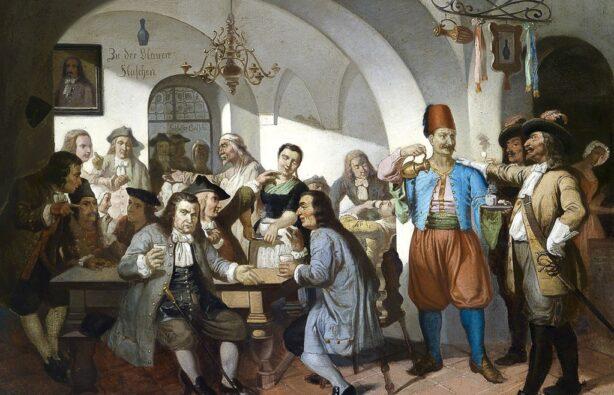 Как казак научил Европу пить кофе