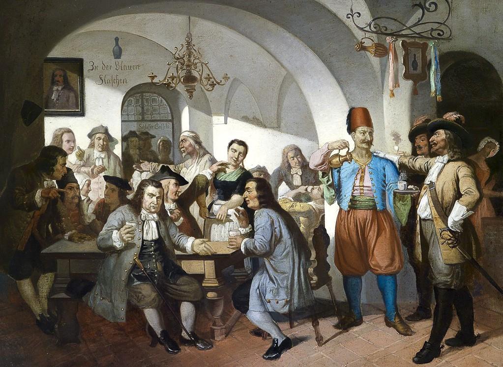 Как казак научил Европу пить кофе.Вокруг Света. Украина