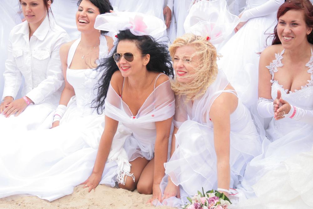Парад невест в Юрмале