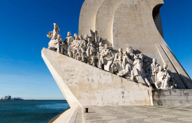 Памятник открытиям (Padrao dos Descobrimentos)