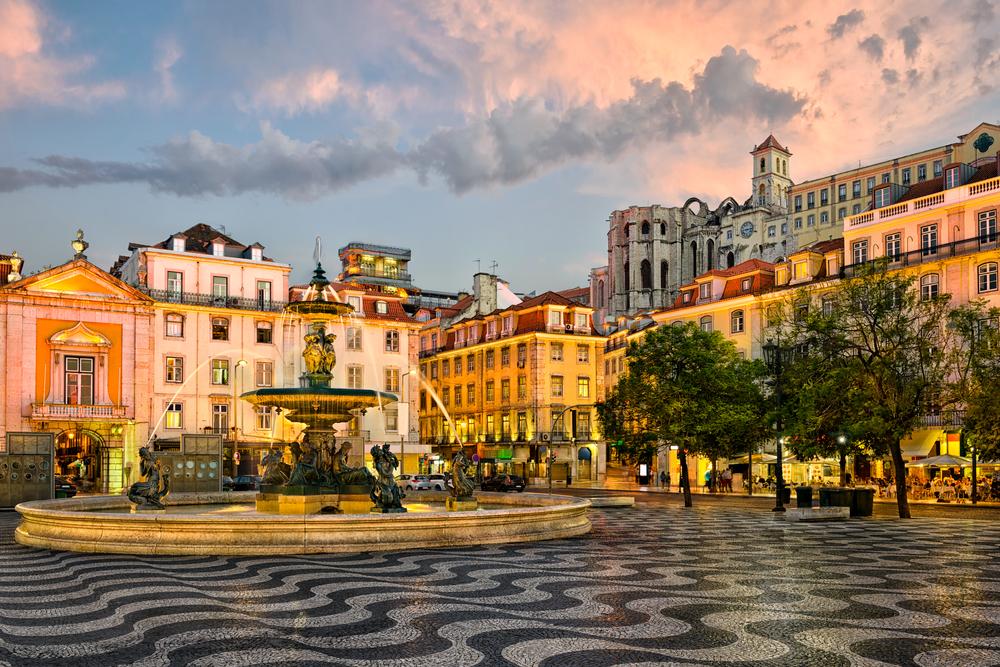 Лиссабон – отличный город для работы и развлечений.Вокруг Света. Украина