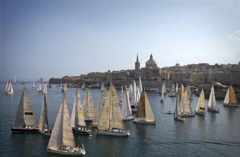 Мальта готовится к морской регате.Вокруг Света. Украина