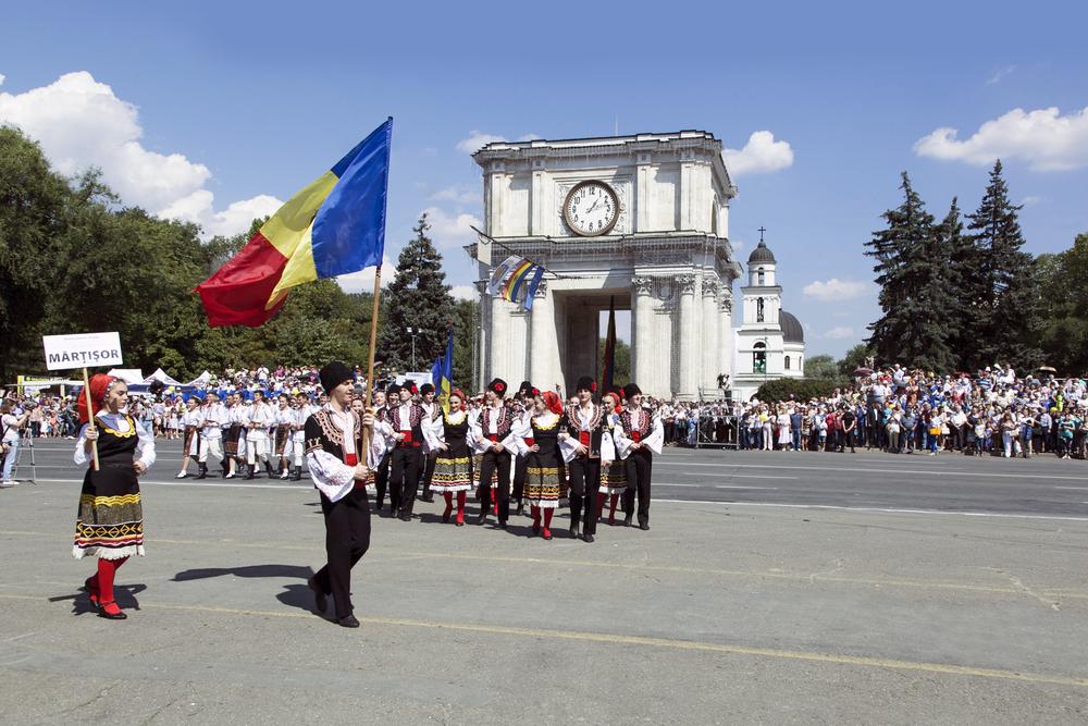 День независимости в Молдове