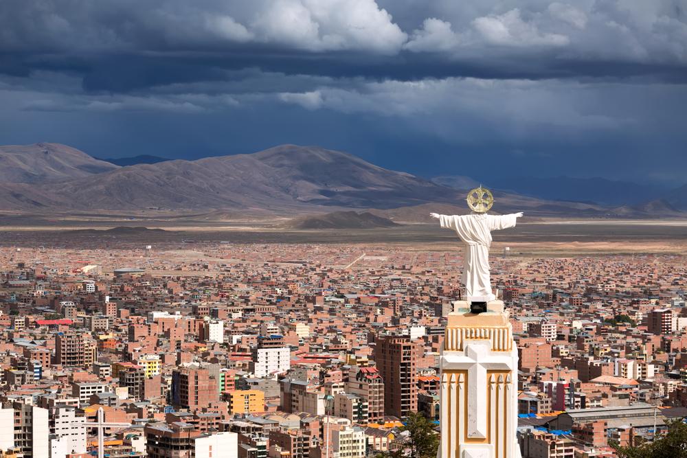 День независимости в Боливии