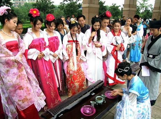 Фестиваль Qixi