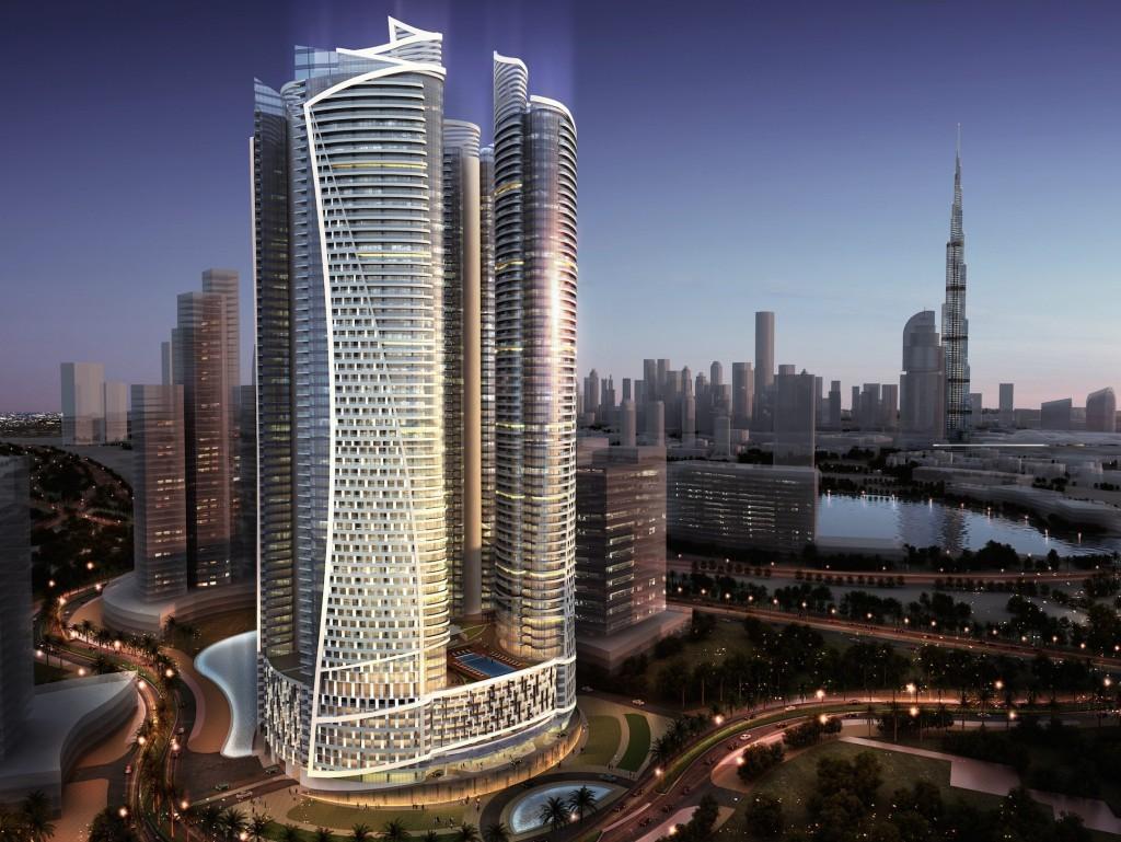 На Ближнем Востоке строится 541 новый отель.Вокруг Света. Украина