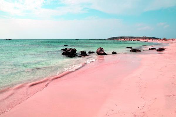 Пляжи мира с разноцветным песком.Вокруг Света. Украина
