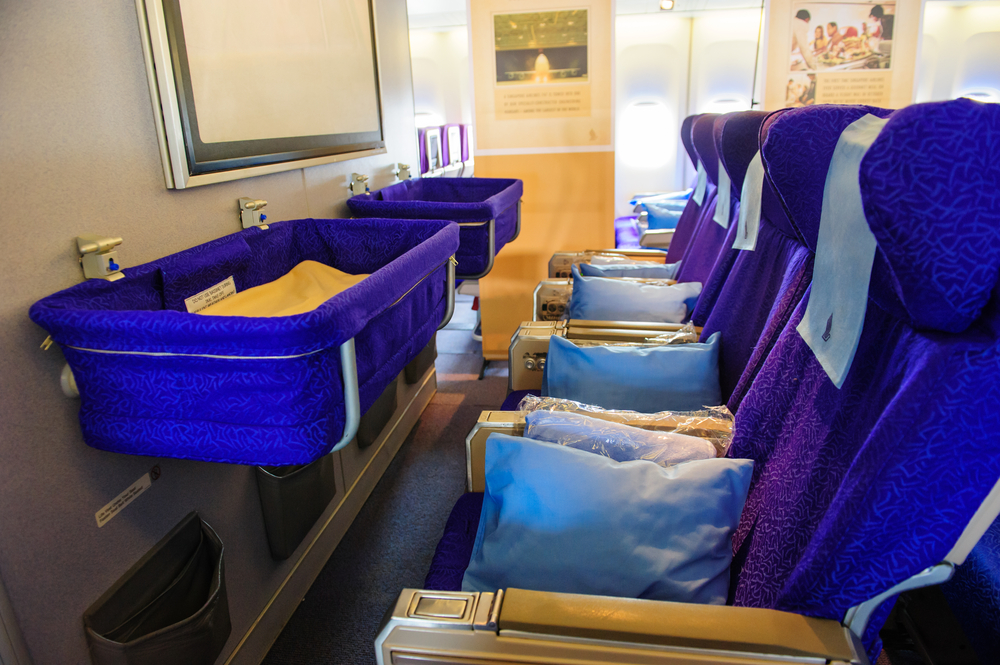 Рожденная на борту девочка получит пожизненное право на бесплатные перелеты.Вокруг Света. Украина