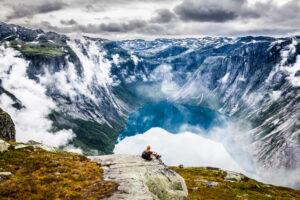 Путешествие в Норвегию: Часть 1