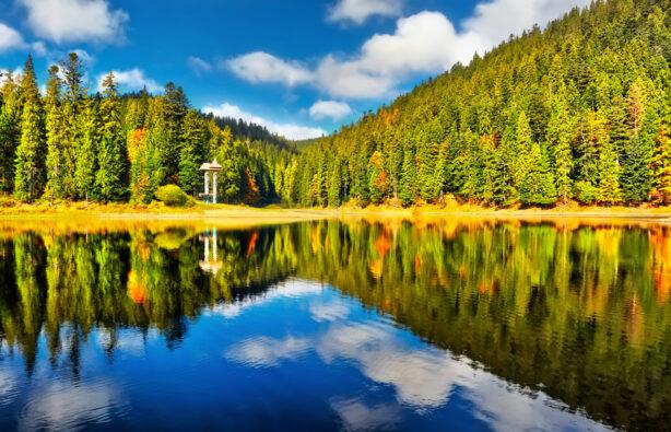 5 лучших достопримечательностей Закарпатской области