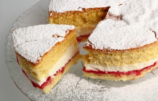 Десерт королевы Виктории