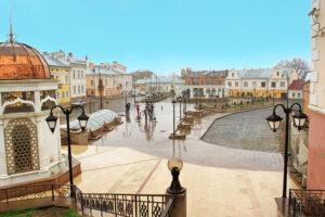 5 лучших достопримечательностей Черновицкой области