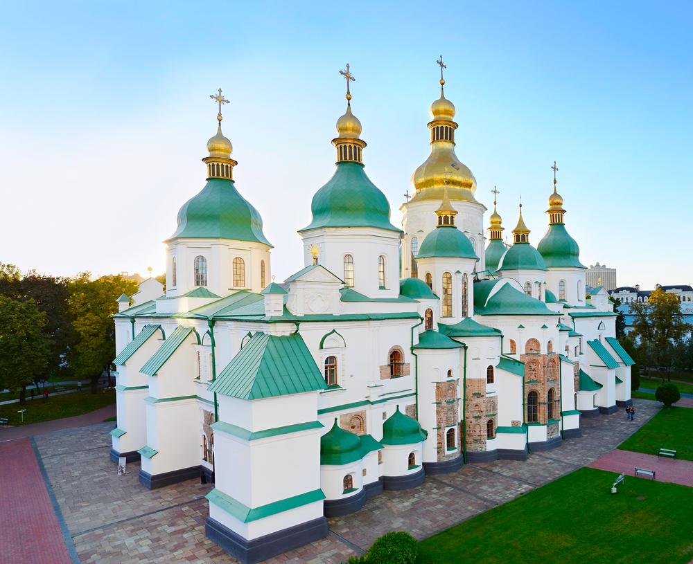 Объекты всемирного наследия ЮНЕСКО в Украине.Вокруг Света. Украина