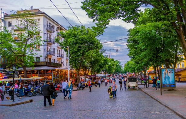 Достопримечательности Одесской области