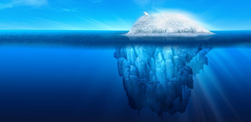 Что прячет айсберг