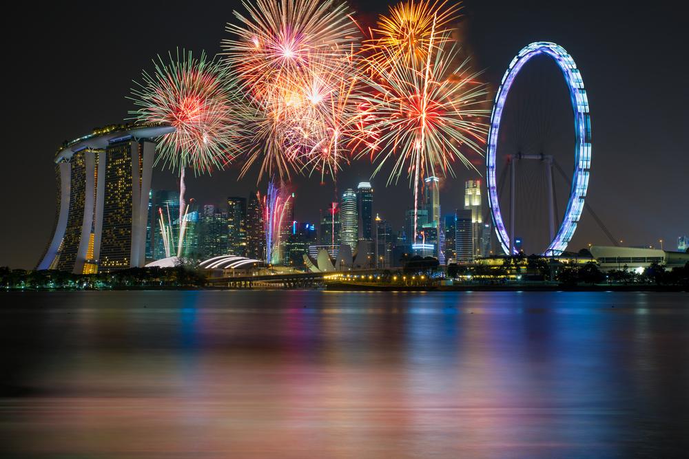 Национальный день в Сингапуре