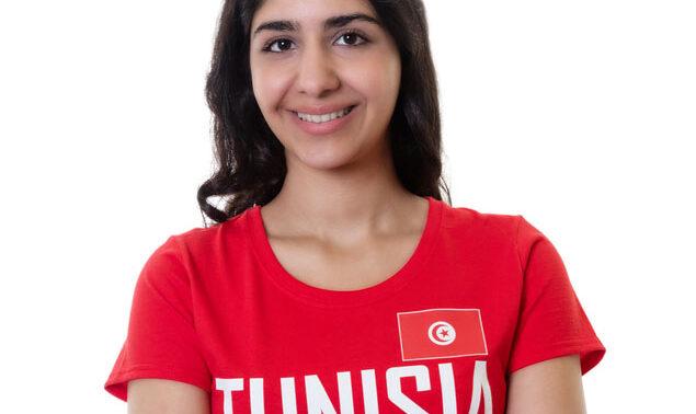 молодая девушка тунис