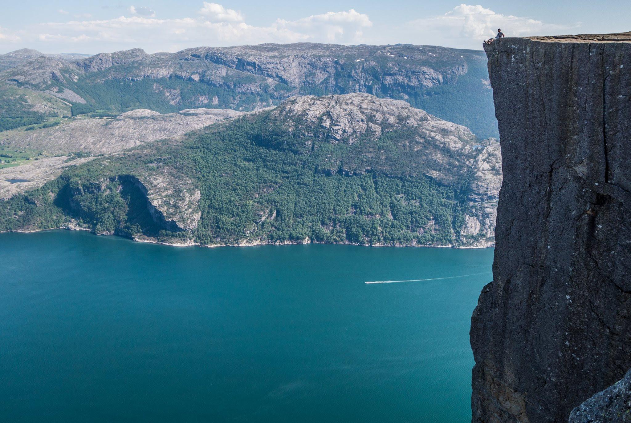 Путешествие в Норвегию: Часть 3.Вокруг Света. Украина