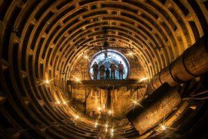 Подземные тоннели Киева