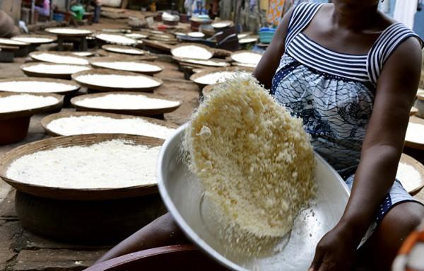 Кот-д'Ивуар хочет защитить блюдо аttieke.Вокруг Света. Украина