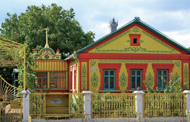 5 лучших сел в Украине