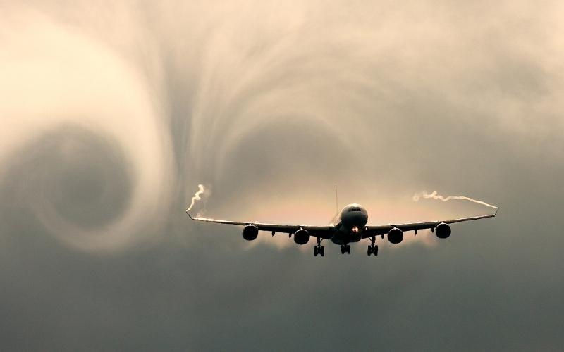 Глобальное потепление провоцирует турбулентность