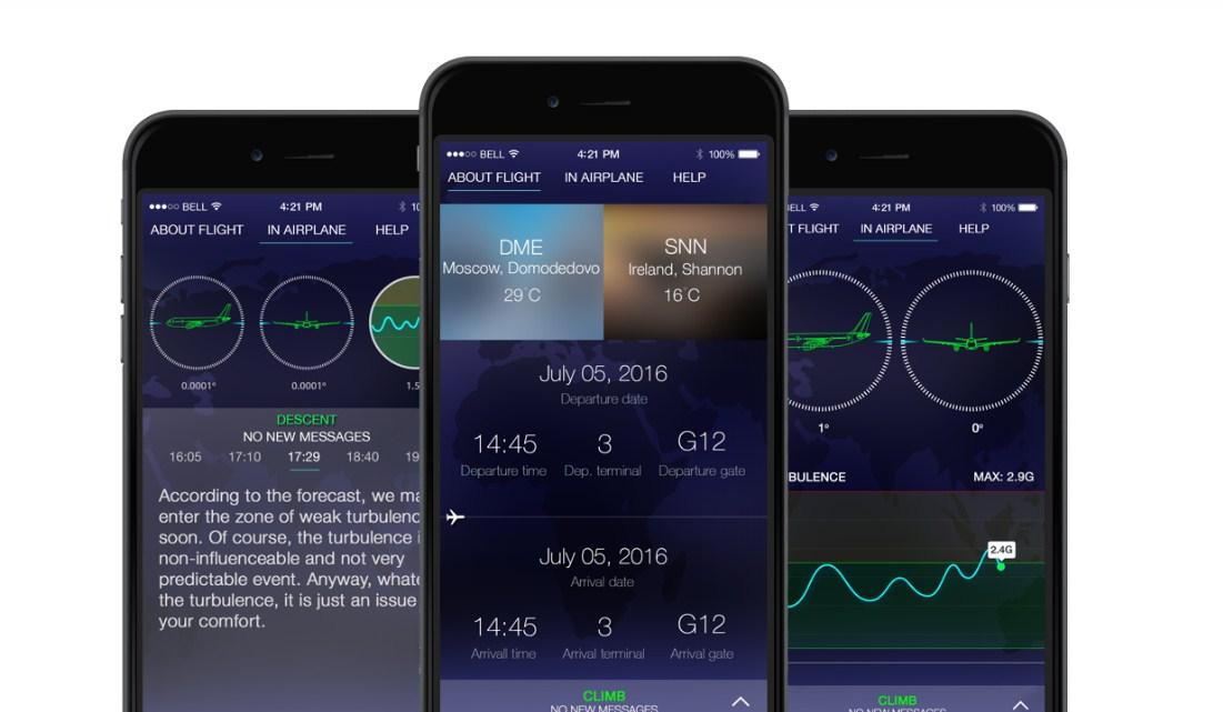 Пилот создал приложение от аэрофобии.Вокруг Света. Украина