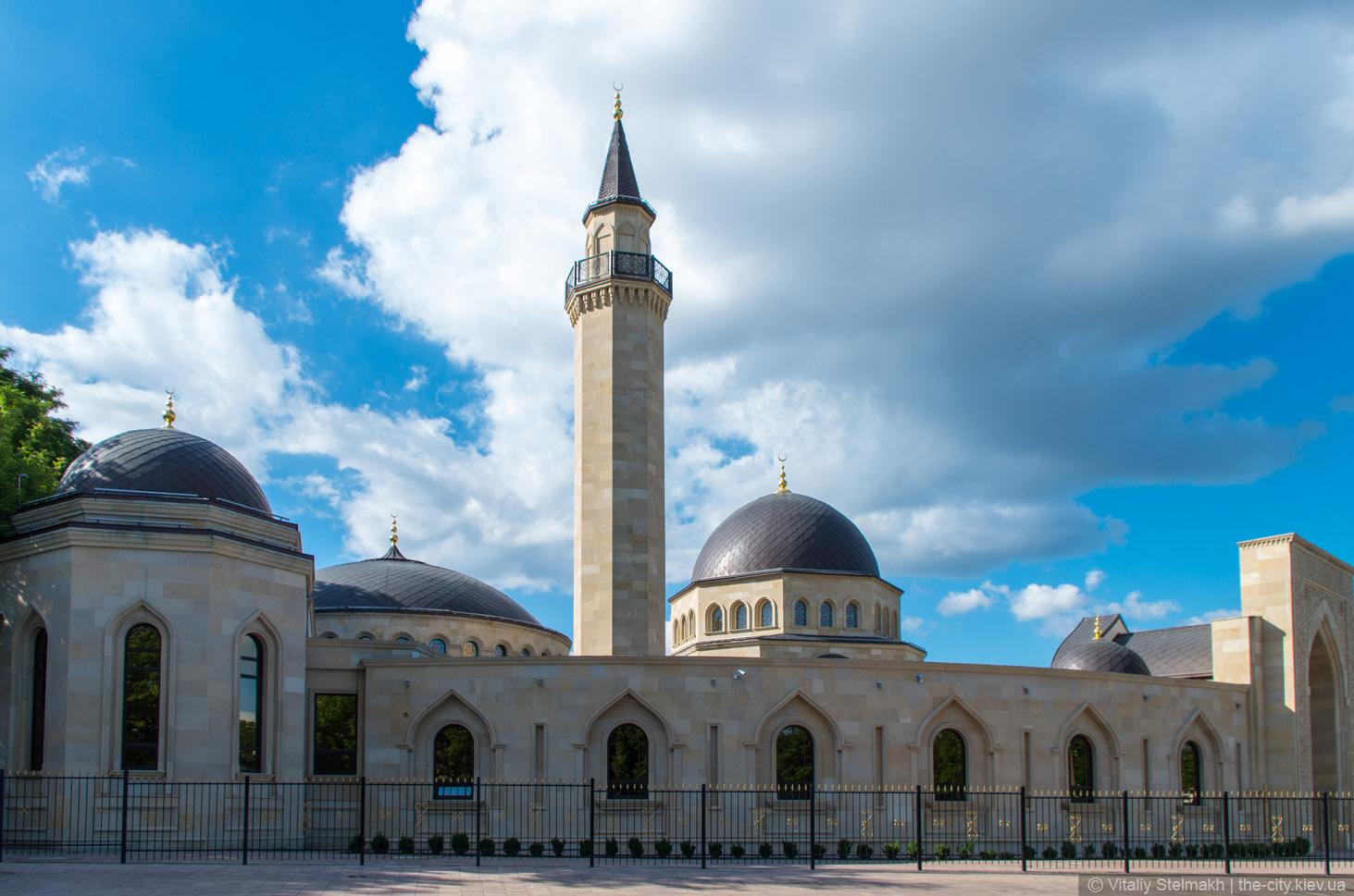 Ар-Рахма – первая мечеть в Киеве.Вокруг Света. Украина
